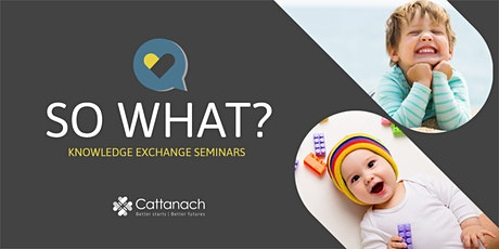 SoWhat? Knowledge Exchange Seminar with Mallika Kanyal tickets