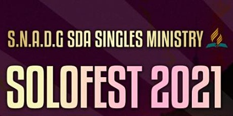 Solofest 2021 - Evening Drama Production Ticket tickets
