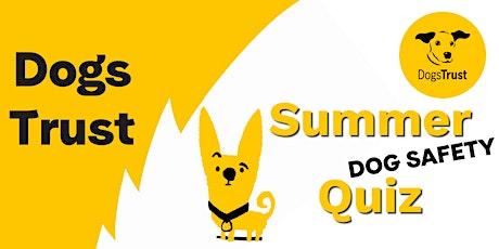 Meet the Dogs! - Quiz and talk with Dogs Trust Ireland biglietti