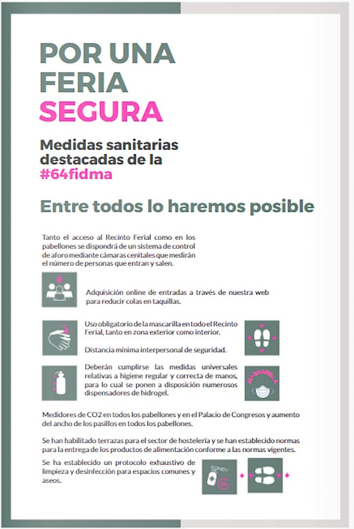 Imagen de 64º FERIA INTERNACIONAL DE MUESTRAS DE ASTURIAS (FIDMA)