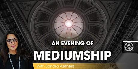 An Evening of Mediumship | Sandra Aetheris | In-Centre tickets