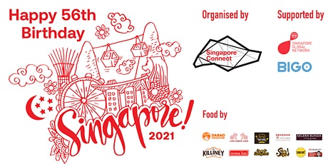 SingaporeConnect National Day Celebration 2021 tickets