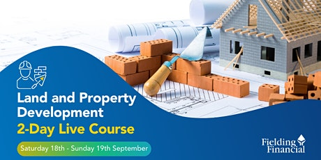 Land and Property Development Course tickets