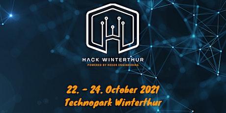 Hack Winterthur 2021 Tickets