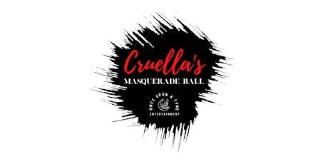Cruella's Masquerade Ball tickets