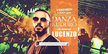 Danza Kuduro billets
