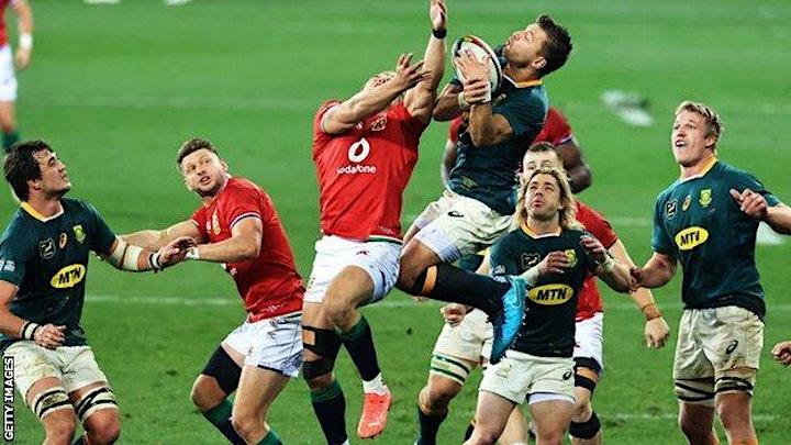 Coastal Parking & Live Lions Rugby image
