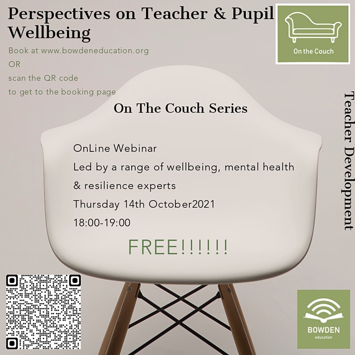 Perspectives on Teacher & Pupil Wellbeing image