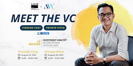 Meet the VCs feat.  Ascend Vietnam Ventures tickets