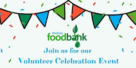 Hackney Foodbank Volunteer Celebration Event tickets