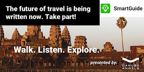 SmartGuide – Die Zukunft des Reisens anhand von konkreten Beispielen tickets