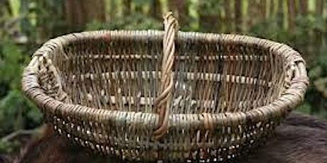 Basket Making Weekend tickets