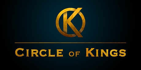 Circle of Kings - Online Men´s Group tickets