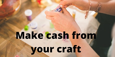 Cash from Crafts tickets