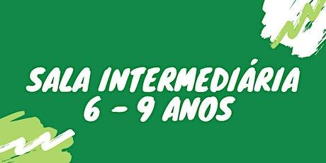 DEPARTAMENTO INFANTIL - 6 Á 9 ANOS tickets