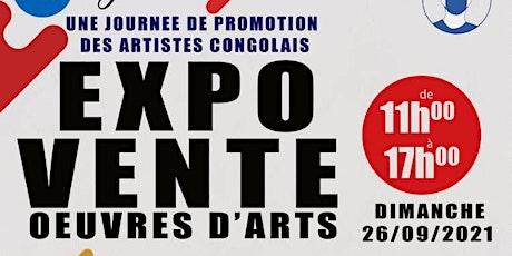 JOURNÉE DE PROMOTION DES ARTISTES CONGOLAIS  6e Édition billets