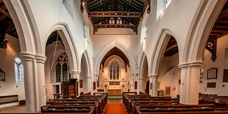 Sunday Eucharist: 10am tickets