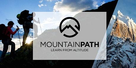 ✅ SAVE THE DATE : Lancement du Club Mountain Path billets