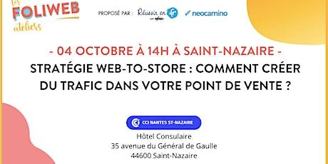Stratégie web-to-store : créer du trafic dans votre point de vente billets