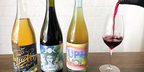 - S T R A N G E T A S T E S - Freehand Natural Wine tickets