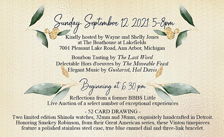 A Fall Evening with Big Brothers Big Sisters image