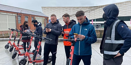 Voi Safety Event x Liverpool tickets