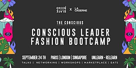 Conscious Leader Bootcamp x Conscious Festival x LA CASERNE tickets