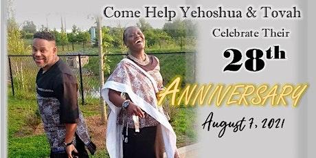Celebrating 28th Anniversary tickets