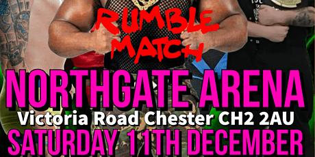 AMERICAN WRESTLING EPW CHESTER tickets