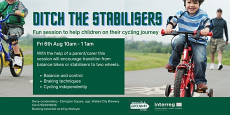 Ditch the Stabilisers Derry~Londonderry tickets