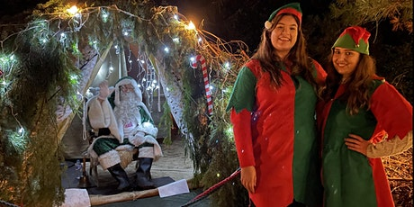 Meet Father Christmas in our Woodland Grotto - Afternoon Ticket 1pm - 4pm tickets