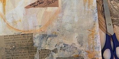 September Open Art Journaling