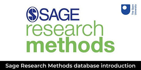 Sage Research Methods: Database Introduction tickets