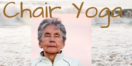 Chair Yoga - 14 week Online Course tickets