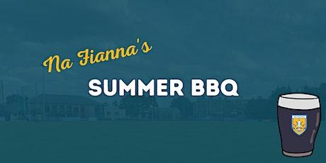 Na Fianna Summer BBQ tickets