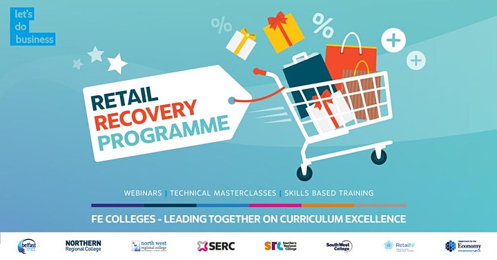Retail Recovery Programme - Launch Event & Support Available image