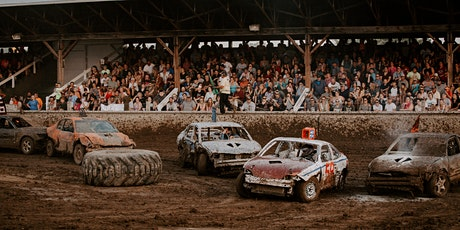 Derby - Unique Motorsports Night of Destruction Event w/Fireworks to follow tickets