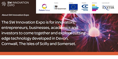 South West Innovation Expo 2021 tickets