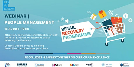 Retail Recovery Programme - People Management tickets