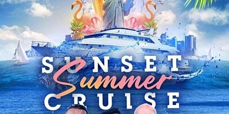 Sunset Summer Party Cruise At Destiny Yacht tickets