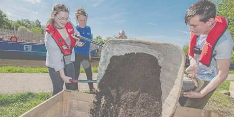 Let's Restore with The Inland Waterways Association & Lancaster Canal Trust tickets