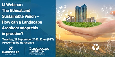 LI Webinar: The Ethical and Sustainable Vision tickets