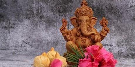 Ganesh Festival Special Menu with Sangam tickets