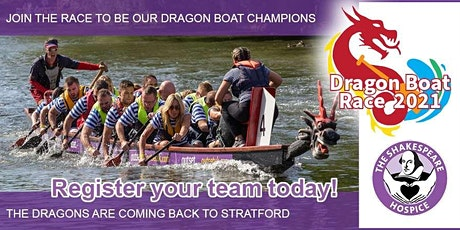 DragonBoat racing - Shakespeare Hospice event tickets