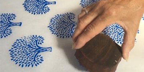 Discovery Day Children's Crafts: Block printing for youngsters tickets