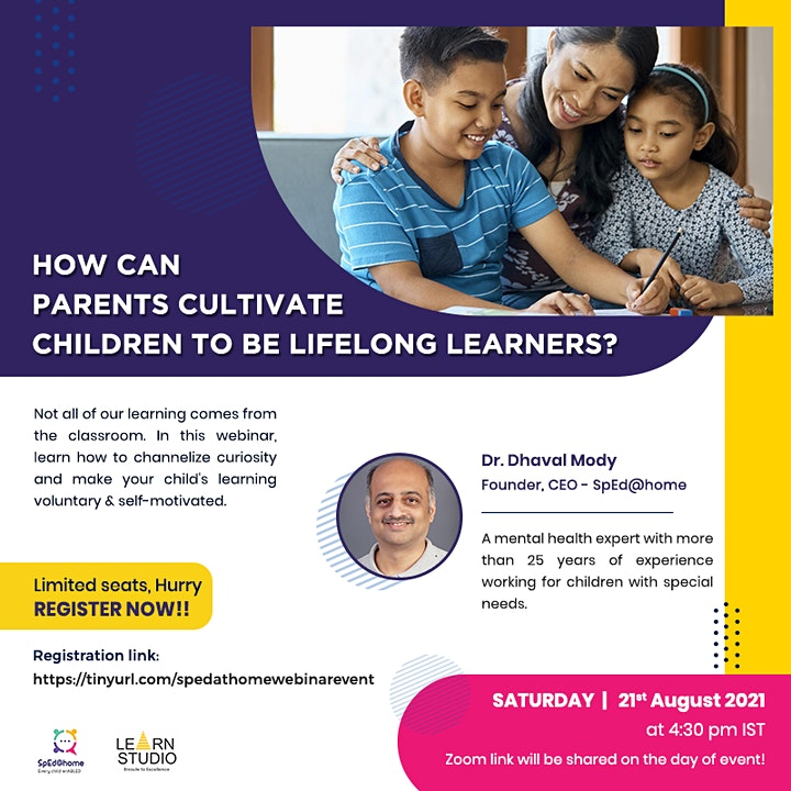 HOW CAN PARENTS CULTIVATE CHILDREN TO BE LIFE LONG LEARNERS image