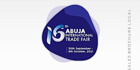 Abuja International Trade Fair 2021 tickets