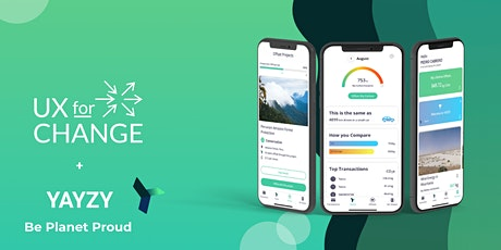 Help YAYZY connect people's spending to their carbon footprint tickets