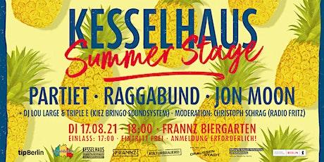 Kesselhaus Summer Stage @ Frannz Biergarten Tickets