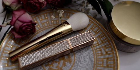 Product Demo: Luxury Gold Makeup Brushes by Forde + Handy tickets